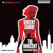The Innocent Audiobook, by Vincent Zandri
