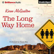 The Long Way Home Audiobook, by Karen McQuestion