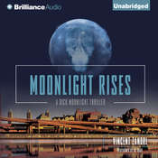 Moonlight Rises Audiobook, by Vincent Zandri