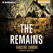 The Remains Audiobook, by Vincent Zandri
