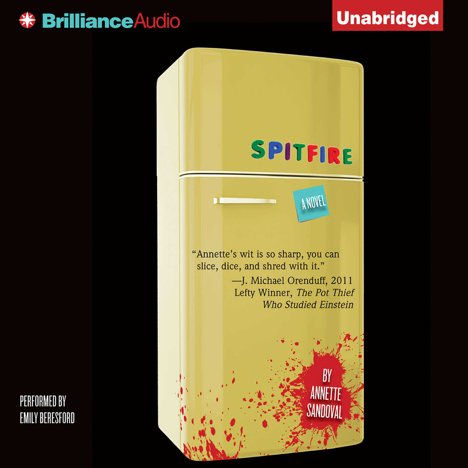 Printable Spitfire Audiobook Cover Art