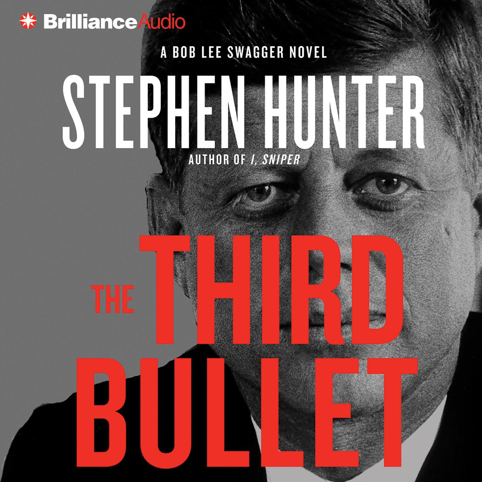 Printable The Third Bullet Audiobook Cover Art