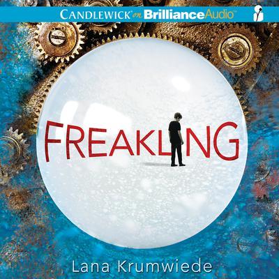 Freakling Audiobook, by