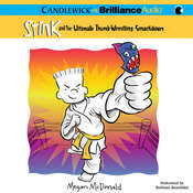 Stink and the Ultimate Thumb-Wrestling Smackdown Audiobook, by Megan McDonald