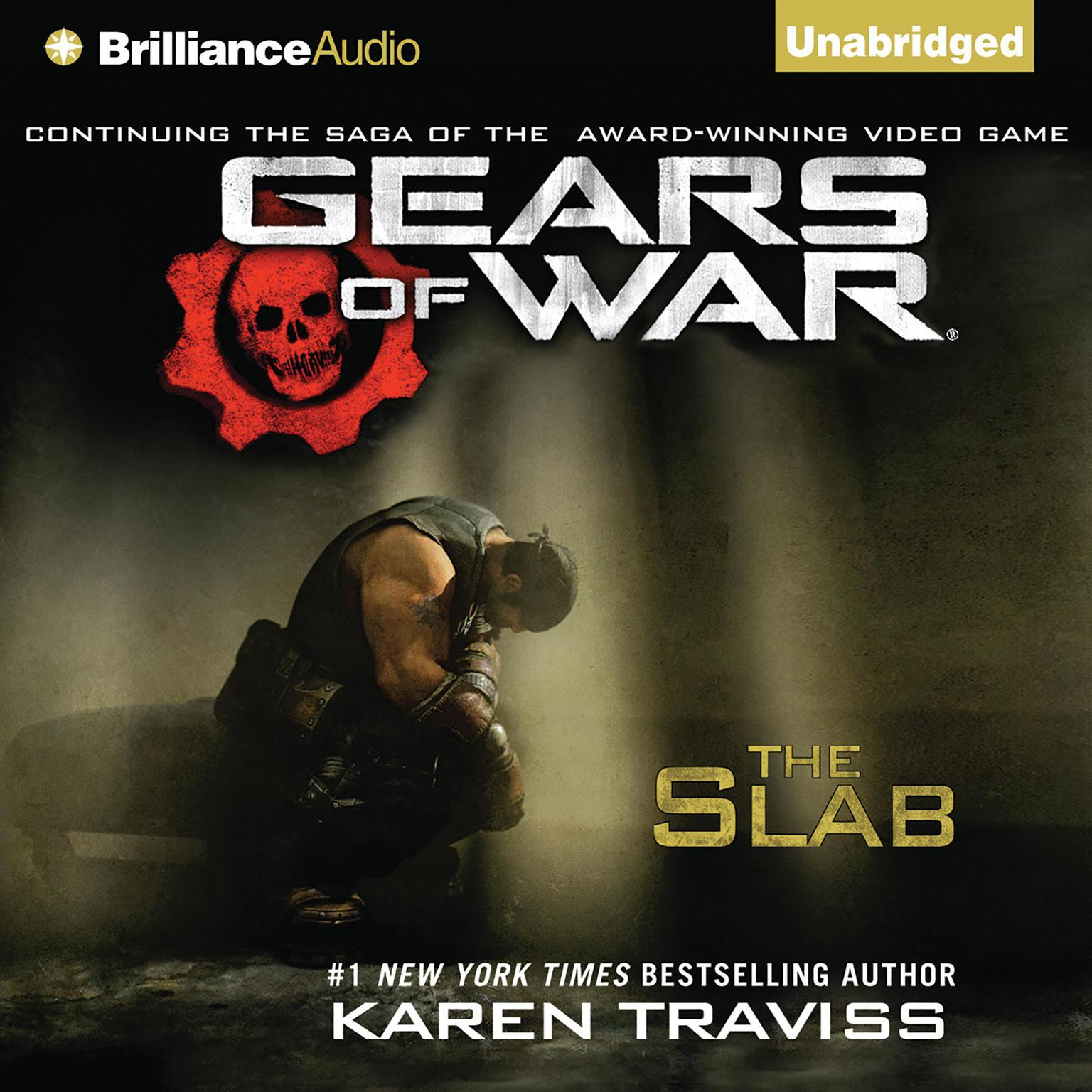 Printable The Slab Audiobook Cover Art