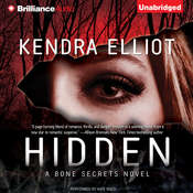 Hidden, by Kendra Elliot