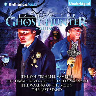 Jarrem Lee, Ghost Hunter, Vol. 3 Audiobook, by Gareth Tilley