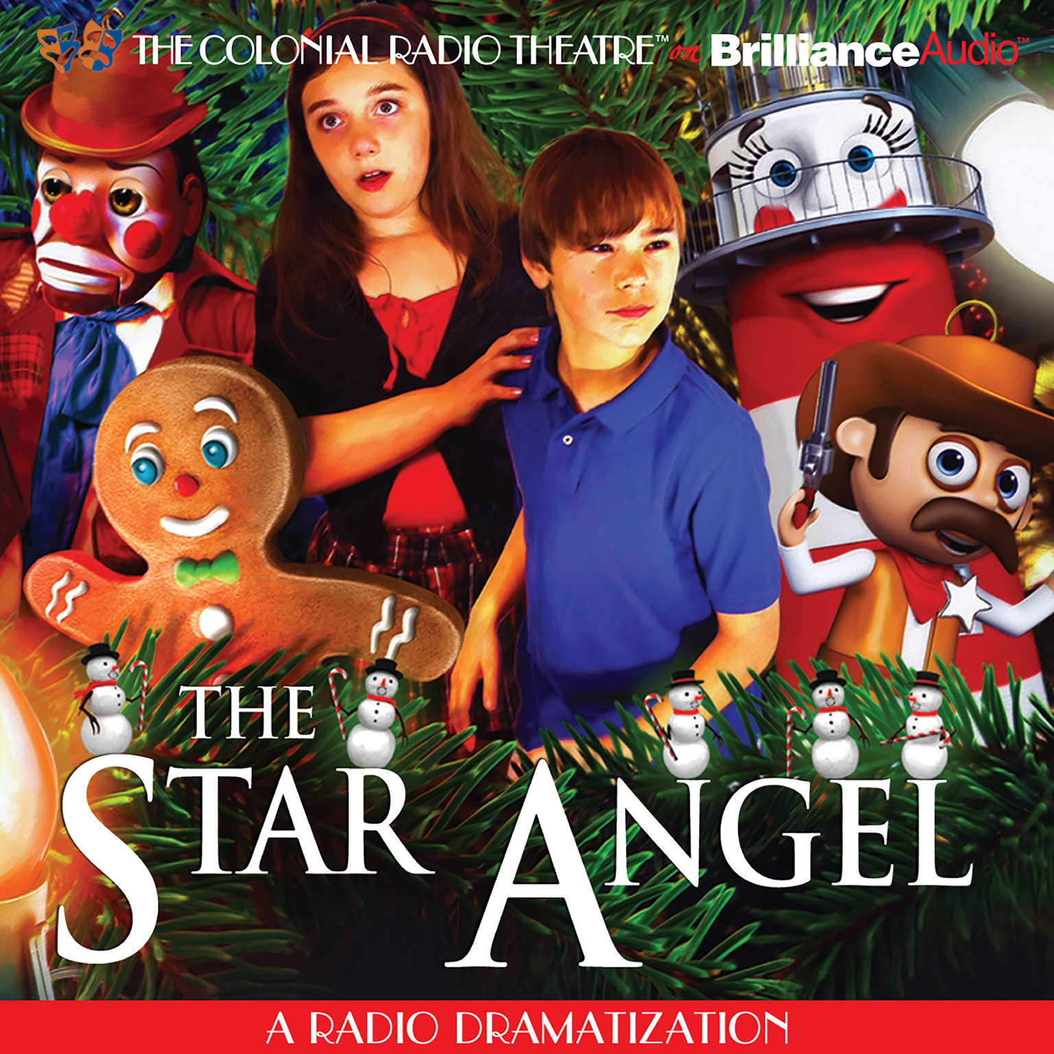 Printable The Star Angel Audiobook Cover Art