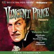 Vincent Price Presents, Vol. 4: Four Radio Dramatizations, by M. J. Elliott