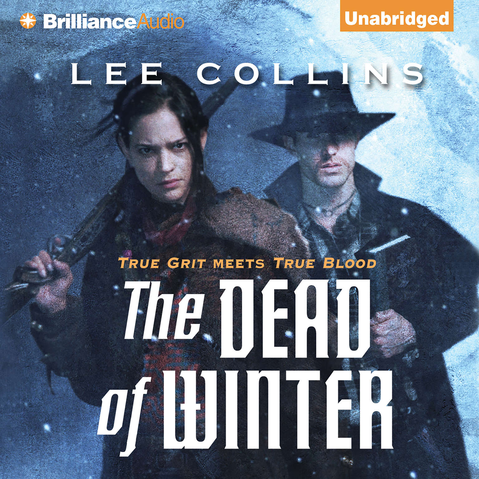 Printable The Dead of Winter Audiobook Cover Art
