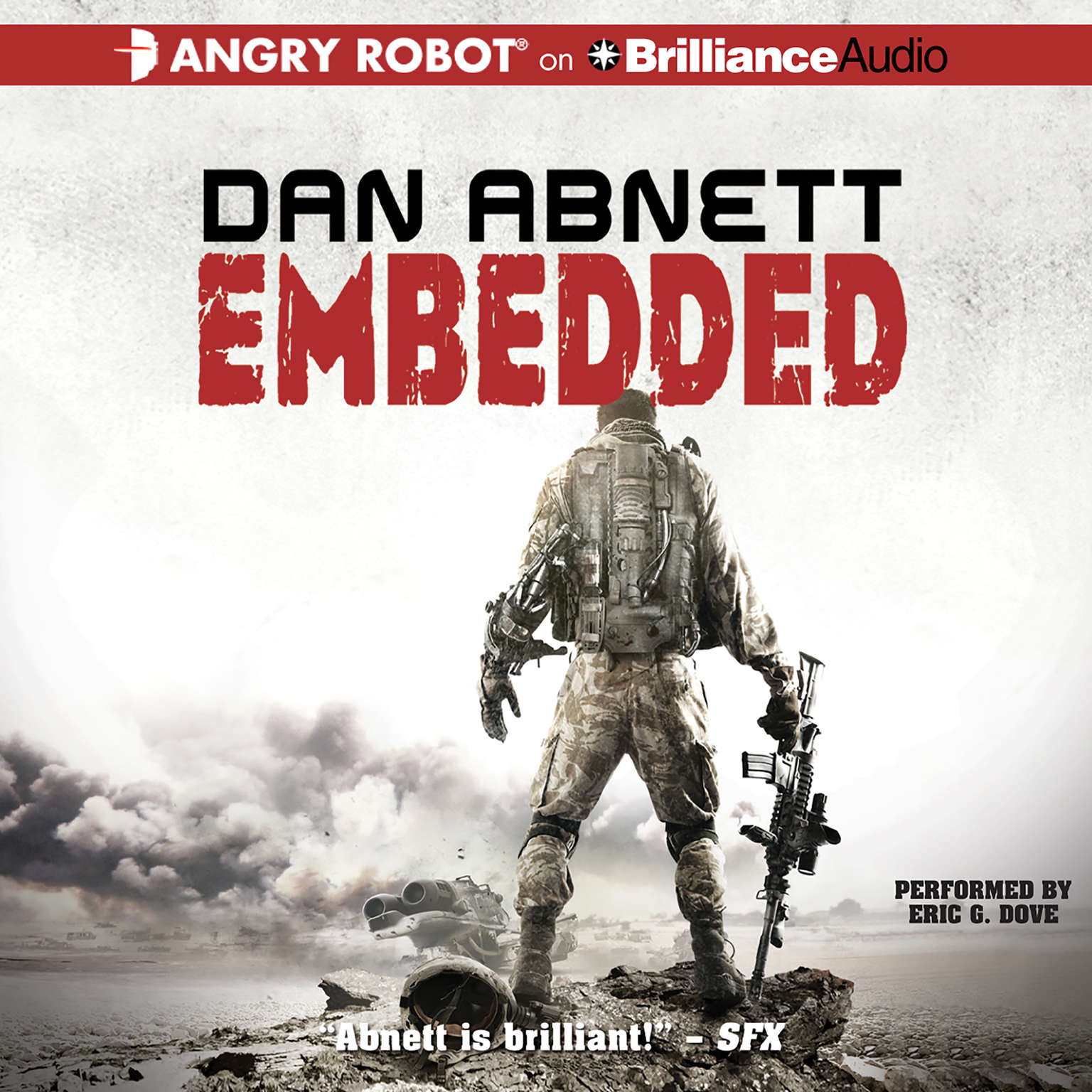 Printable Embedded Audiobook Cover Art
