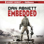 Embedded Audiobook, by Dan Abnett