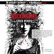 Mockingbird Audiobook, by Chuck Wendig
