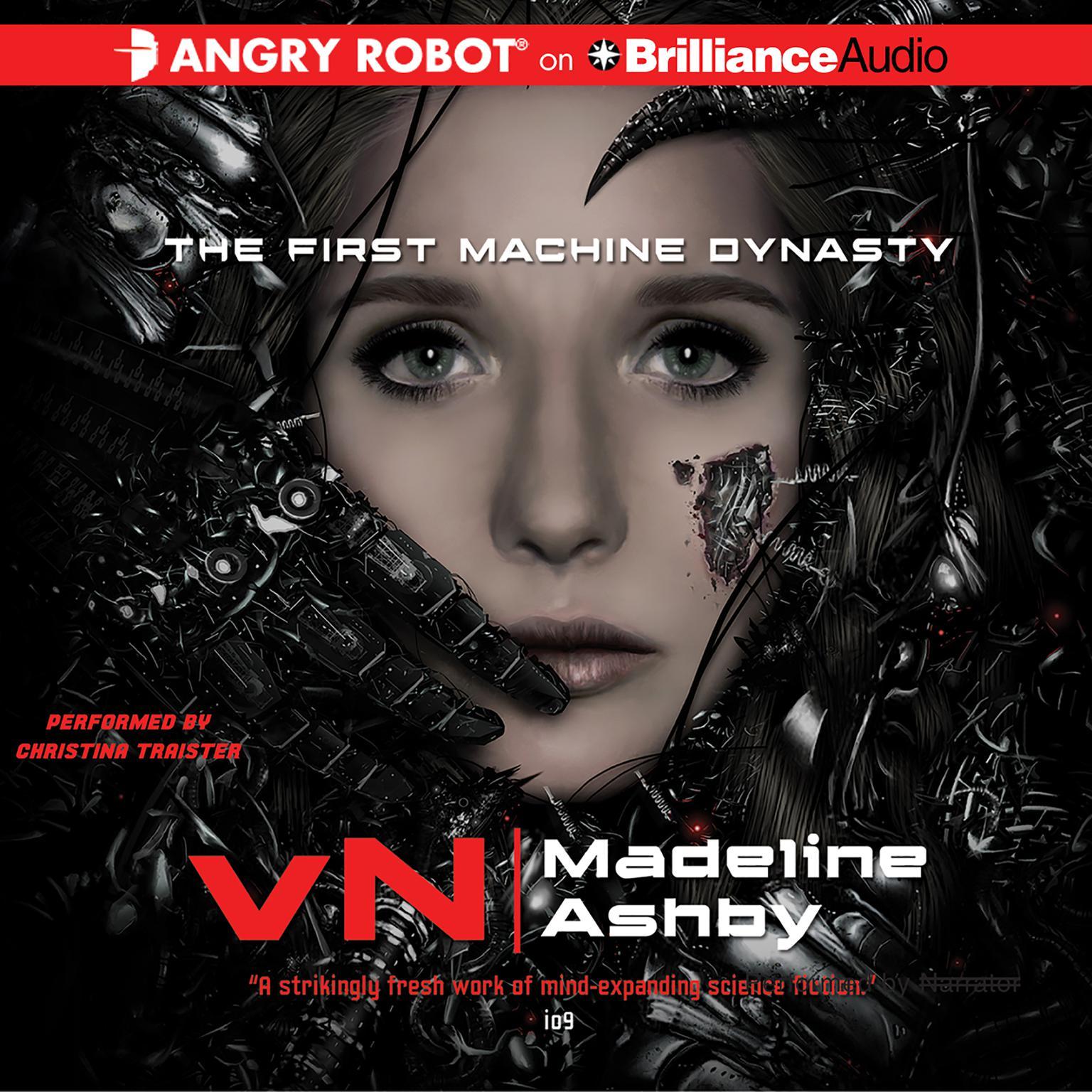 Printable vN Audiobook Cover Art