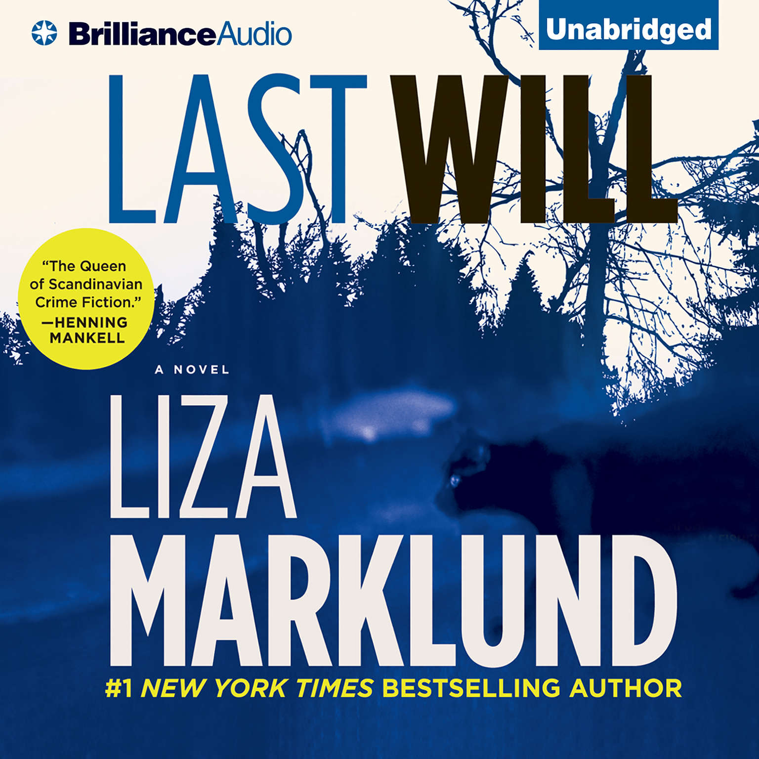 Printable Last Will: A Novel Audiobook Cover Art