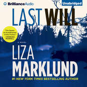 Last Will: A Novel, by Liza Marklund