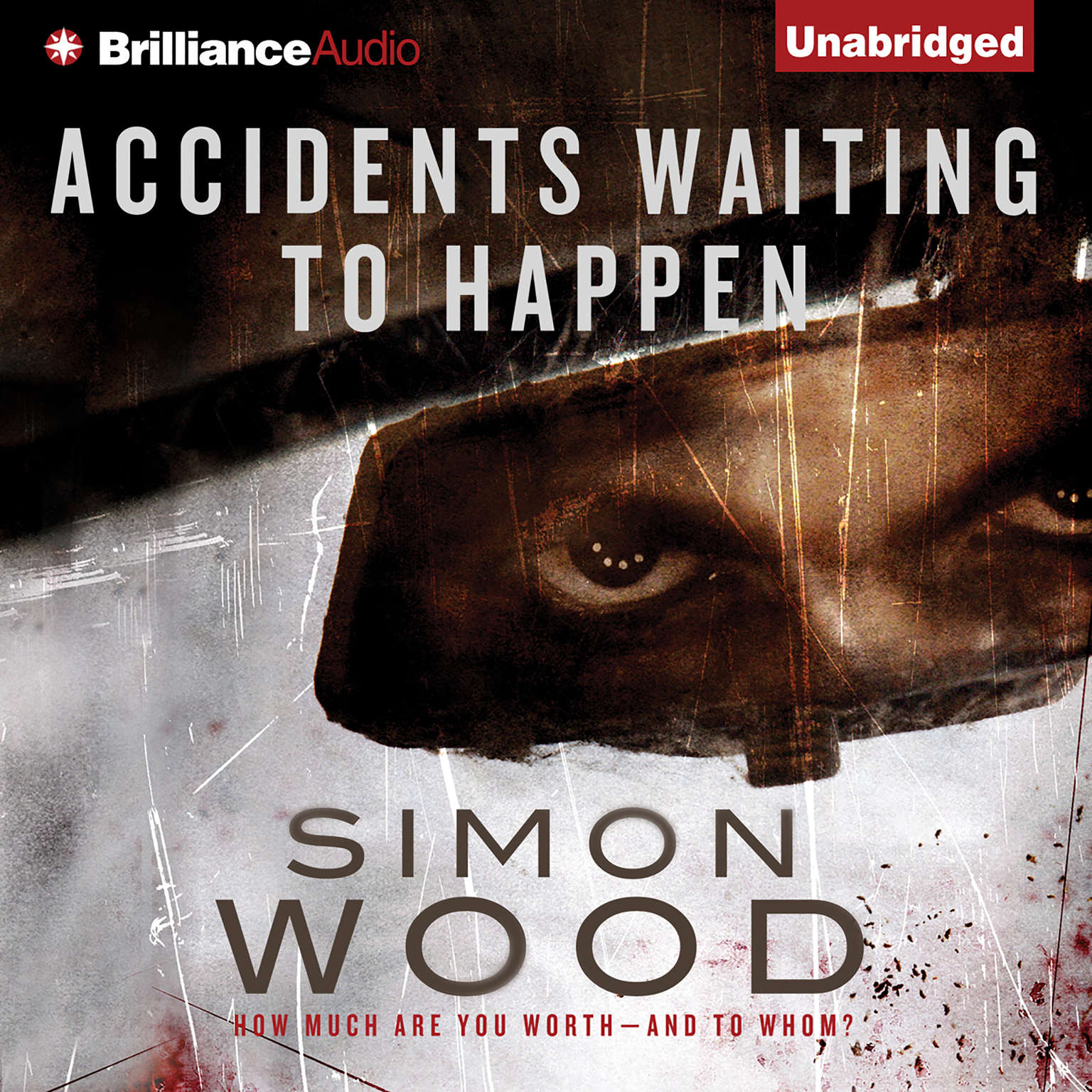 Printable Accidents Waiting to Happen Audiobook Cover Art