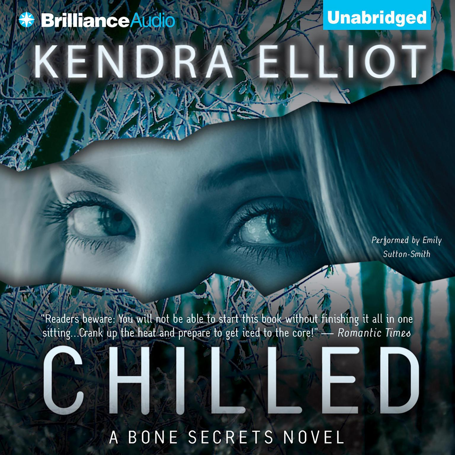 Printable Chilled Audiobook Cover Art