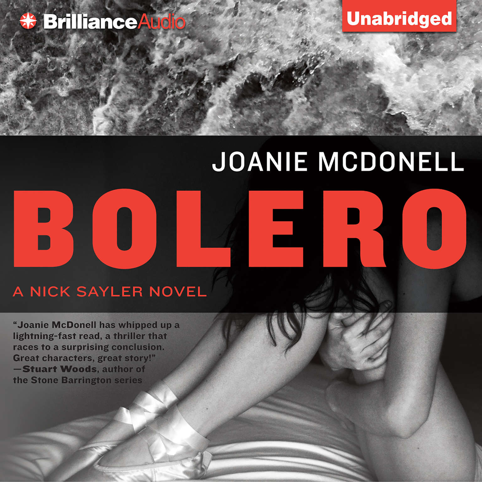 Printable Bolero Audiobook Cover Art