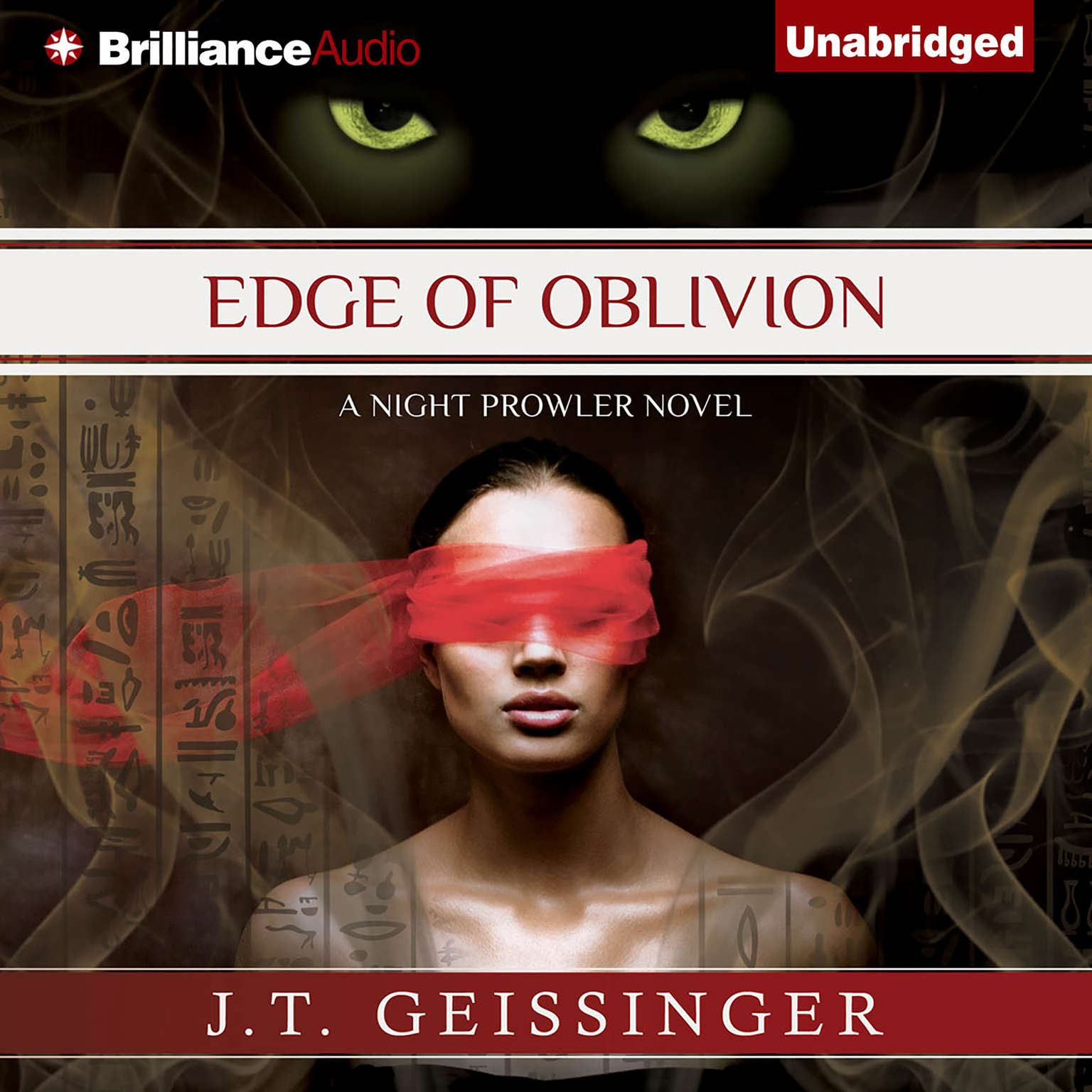 Printable Edge of Oblivion Audiobook Cover Art