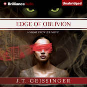 Edge of Oblivion Audiobook, by J. T. Geissinger