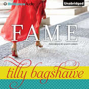 Fame Audiobook, by Tilly Bagshawe