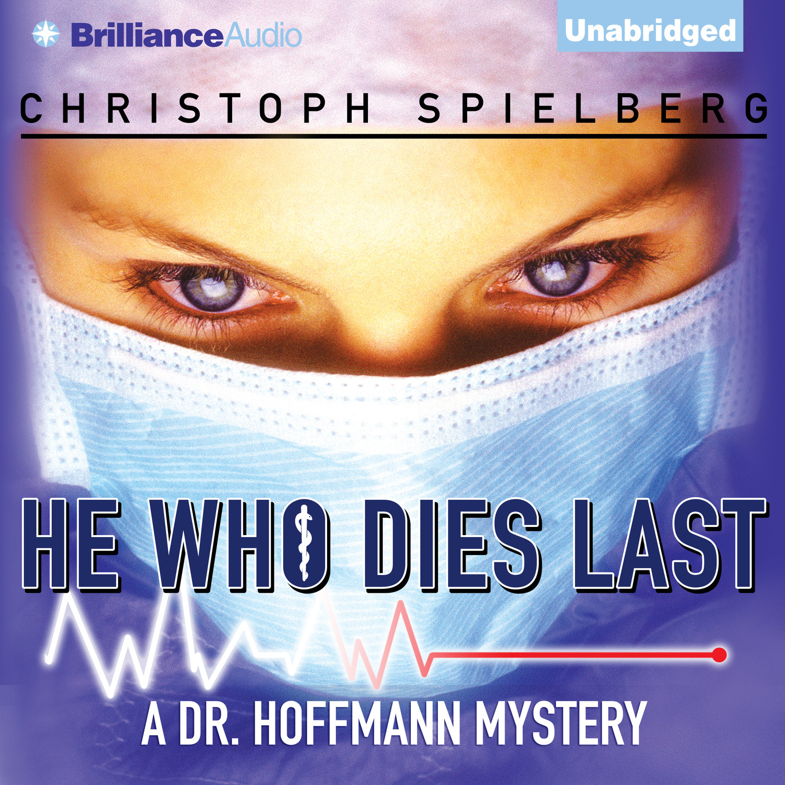 Printable He Who Dies Last Audiobook Cover Art