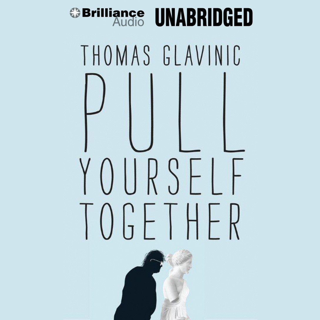 Printable Pull Yourself Together Audiobook Cover Art