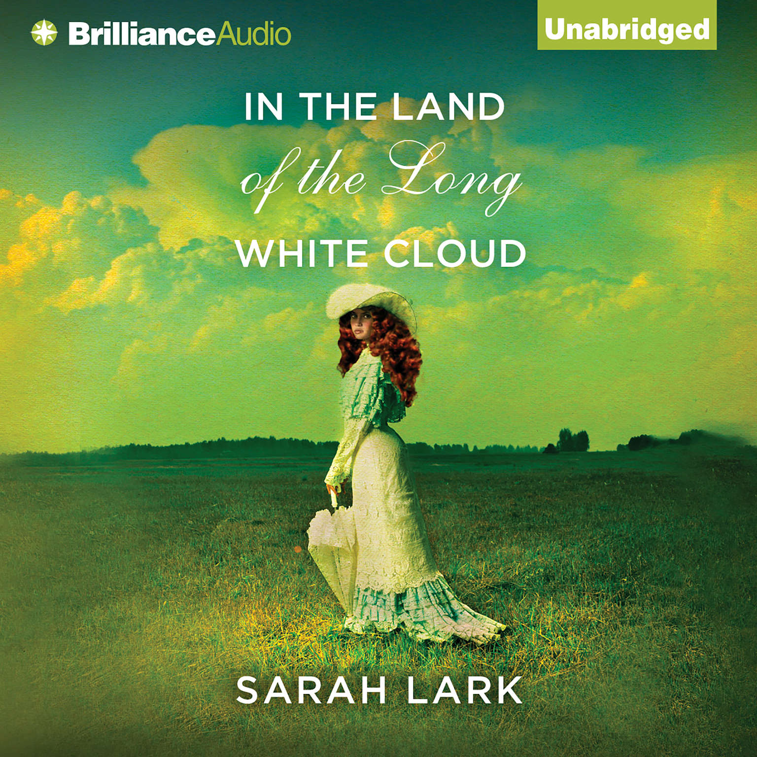 Printable In the Land of the Long White Cloud Audiobook Cover Art