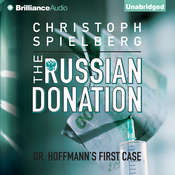 The Russian Donation Audiobook, by Christoph Spielberg