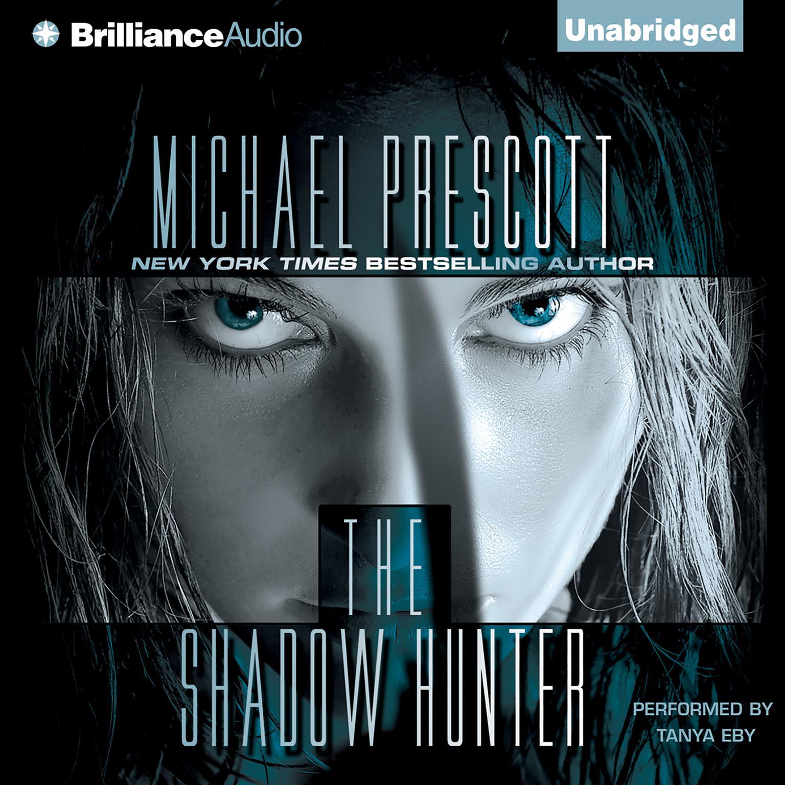 Printable The Shadow Hunter Audiobook Cover Art