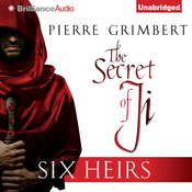 Six Heirs Audiobook, by Pierre Grimbert
