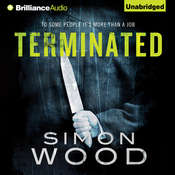 Terminated Audiobook, by Simon Wood