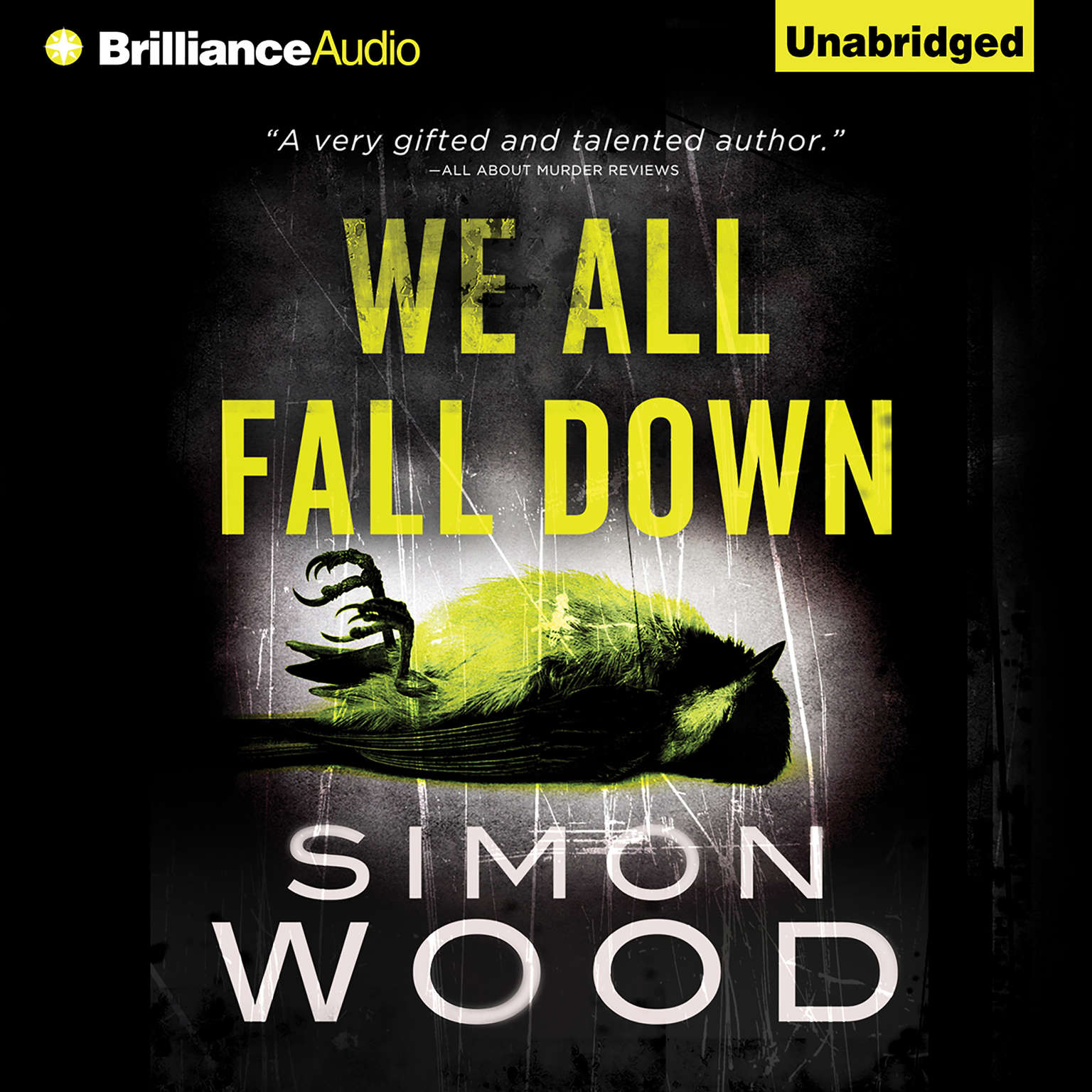 Printable We All Fall Down Audiobook Cover Art