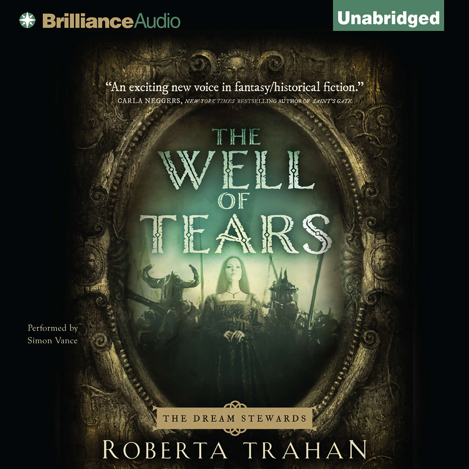 Printable The Well of Tears: A Novel Audiobook Cover Art