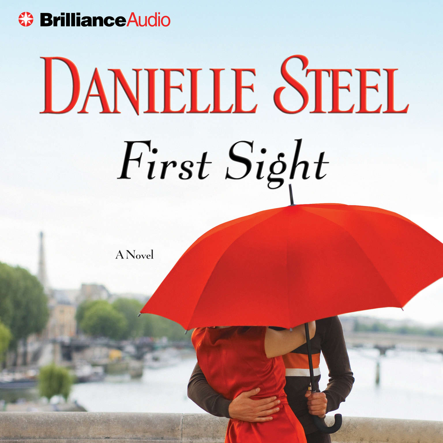 Printable First Sight: A Novel Audiobook Cover Art