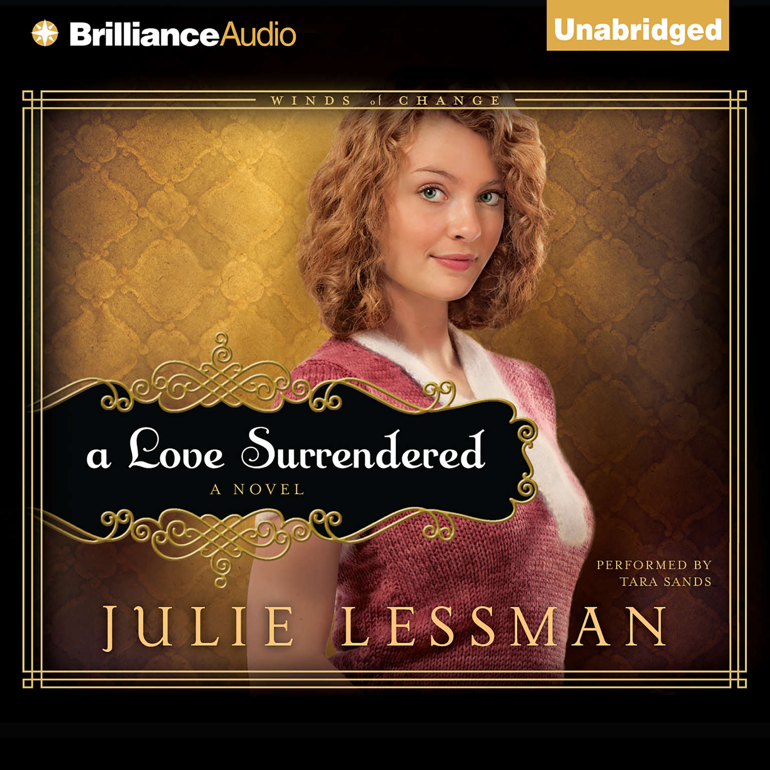 Printable A Love Surrendered: A Novel Audiobook Cover Art