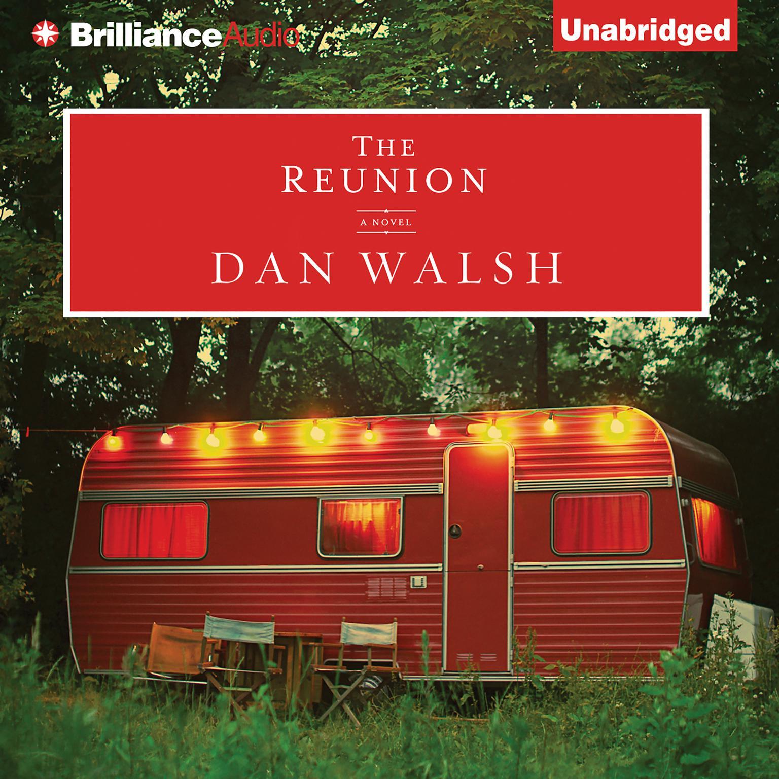 Printable The Reunion: A Novel Audiobook Cover Art