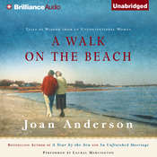 A Walk on the Beach: Tales of Wisdom from an Unconventional Woman Audiobook, by Joan Anderson