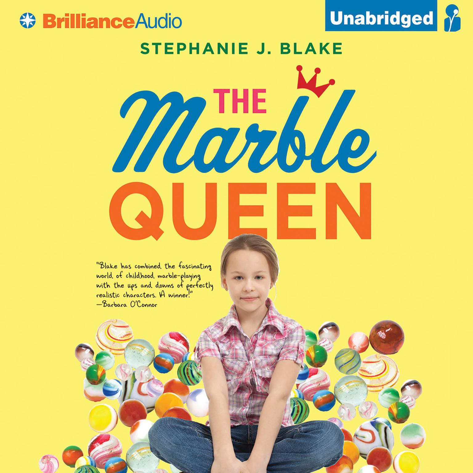Printable The Marble Queen Audiobook Cover Art