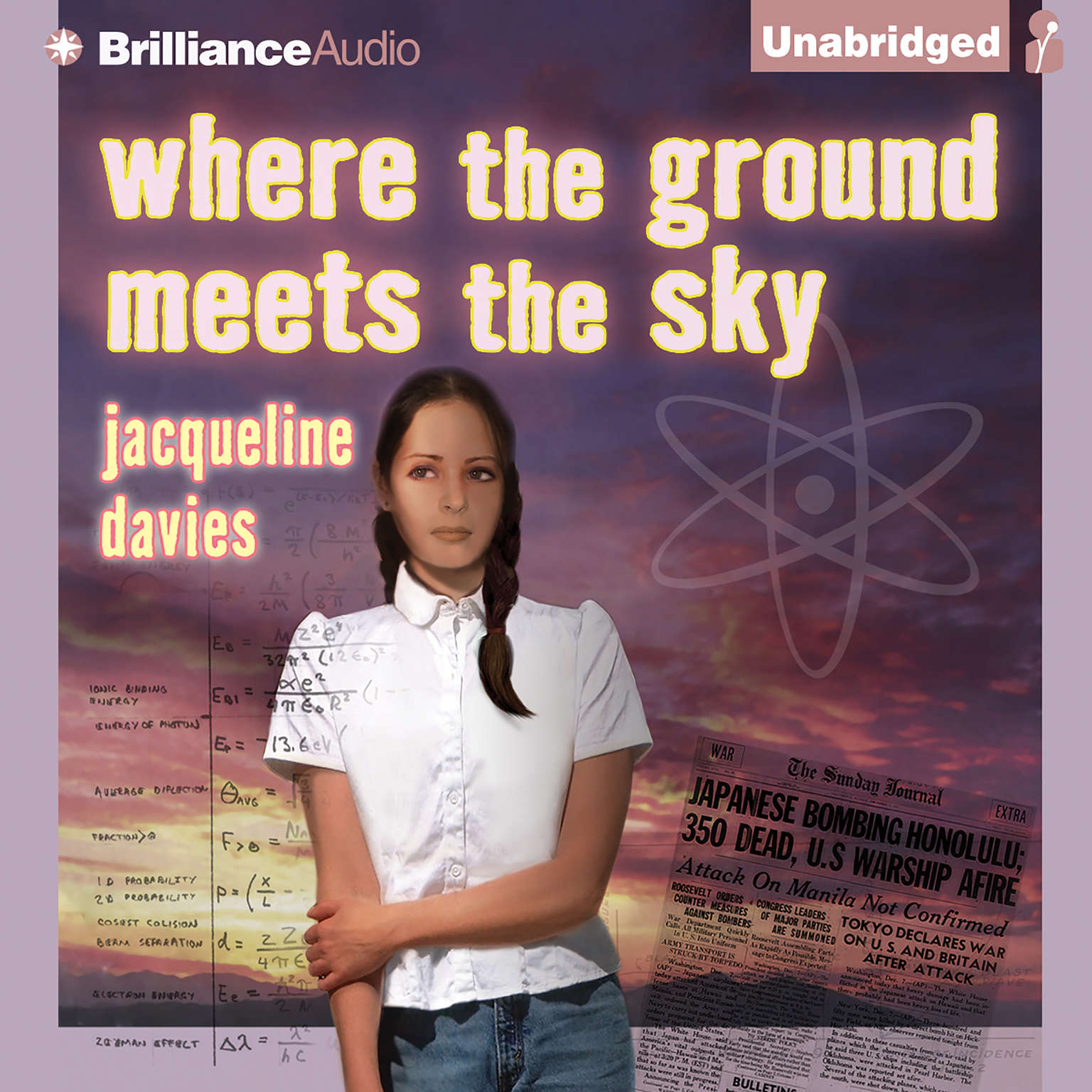 Printable Where the Ground Meets the Sky Audiobook Cover Art