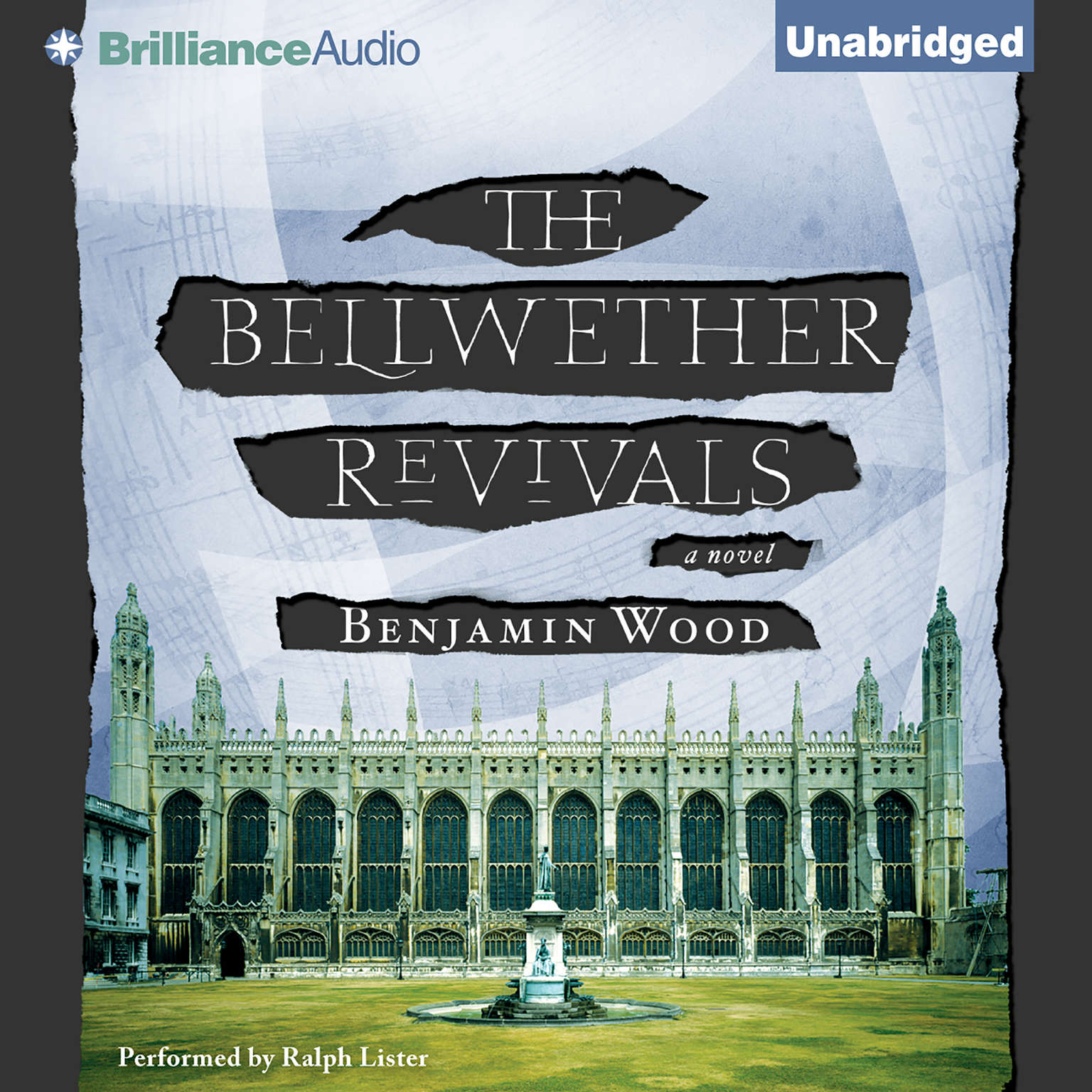 Printable The Bellwether Revivals Audiobook Cover Art