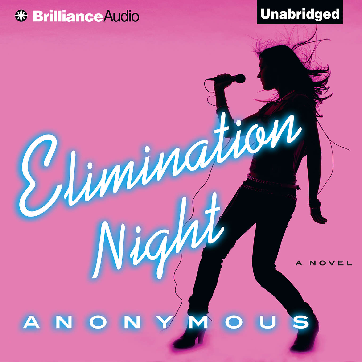 Printable Elimination Night: A Novel Audiobook Cover Art