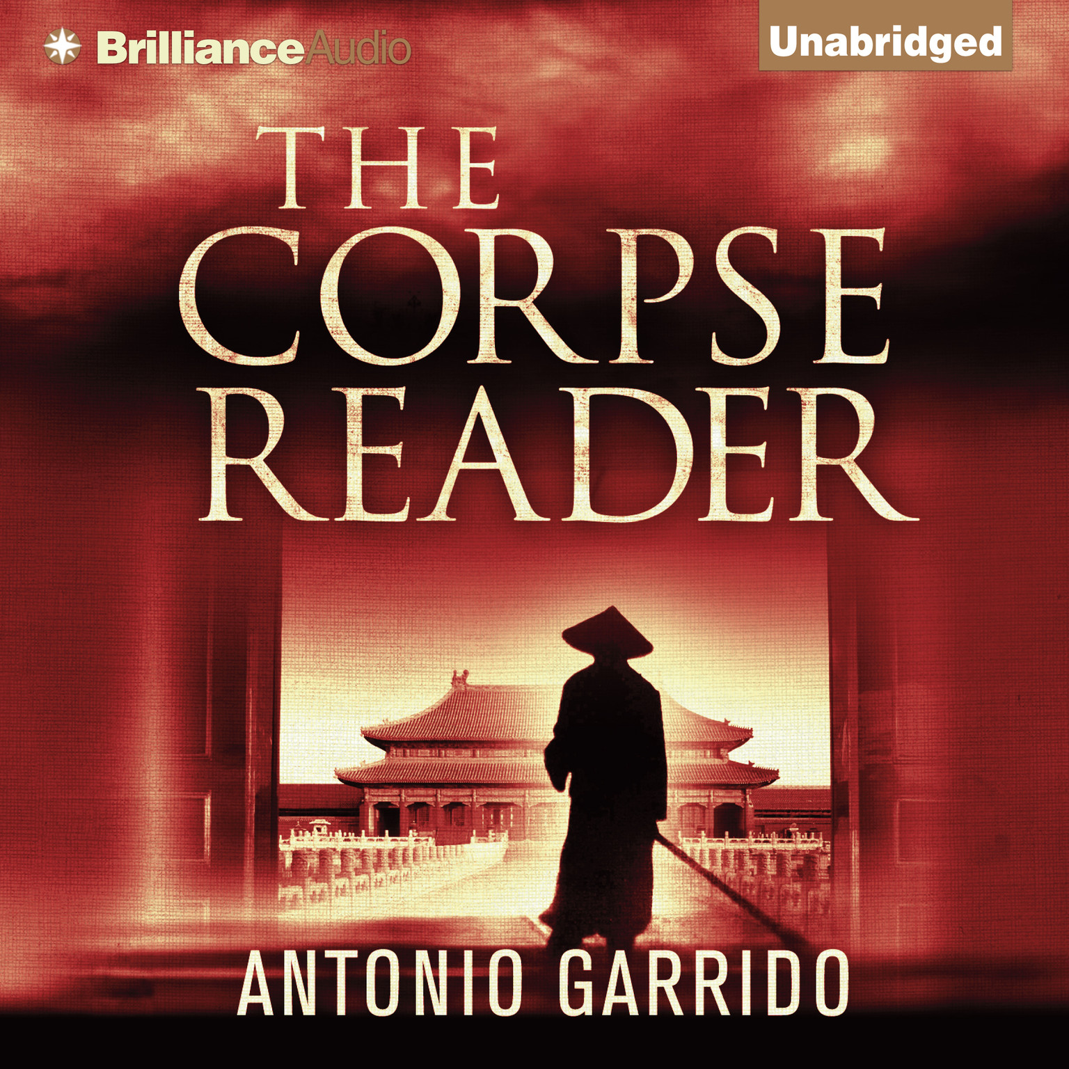 Printable The Corpse Reader Audiobook Cover Art