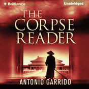 The Corpse Reader Audiobook, by Antonio Garrido