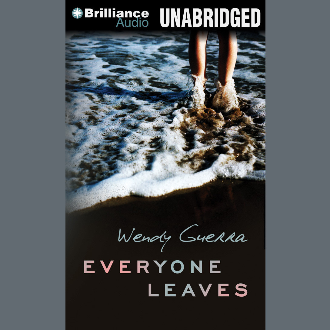 Printable Everyone Leaves Audiobook Cover Art