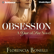 Obsession Audiobook, by Florencia Bonelli