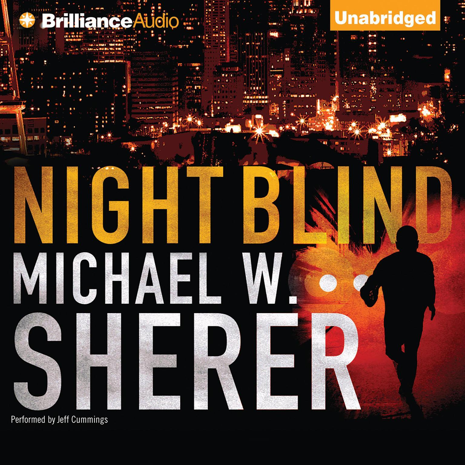 Printable Night Blind Audiobook Cover Art