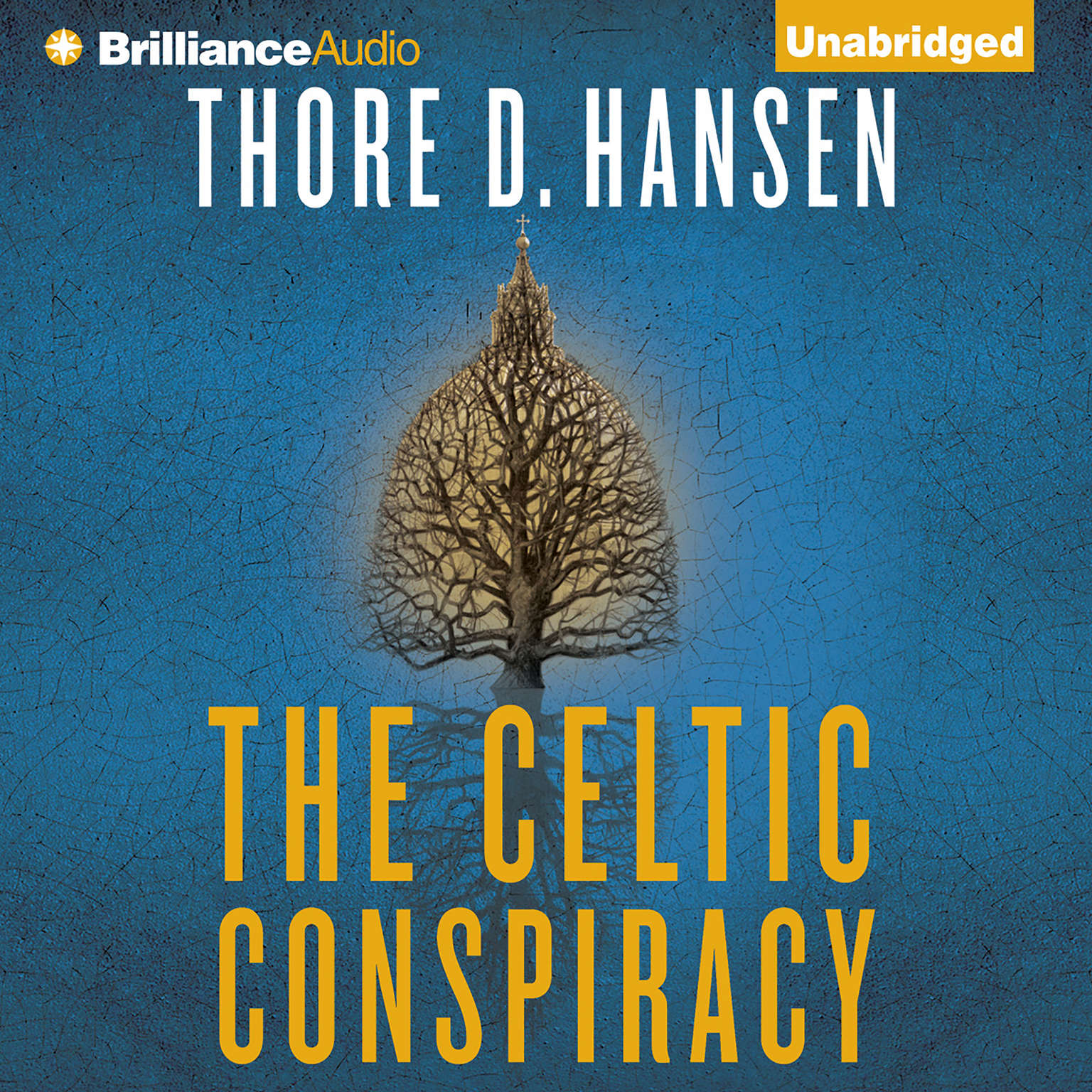 Printable The Celtic Conspiracy: A Novel Audiobook Cover Art