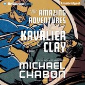 The Amazing Adventures of Kavalier & Clay Audiobook, by Michael Chabon
